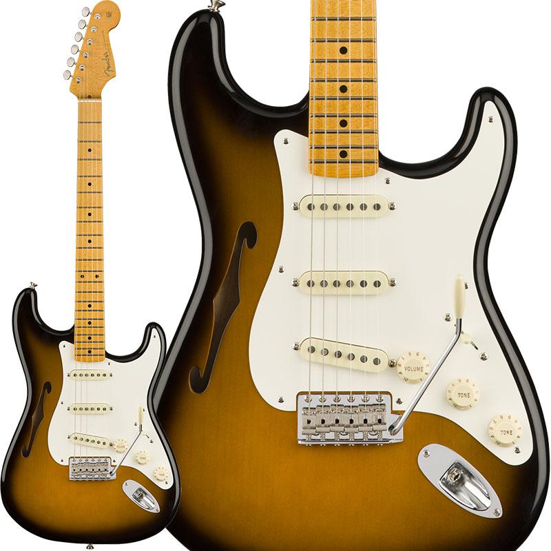 Fender USA Eric Johnson Thinline Stratocaster (2-Color Sunburst) 【rpt5】