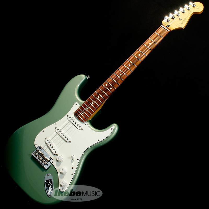 Fender MEX Player Stratocaster (Sage Green Metallic/Pau Ferro) 【rpt5】