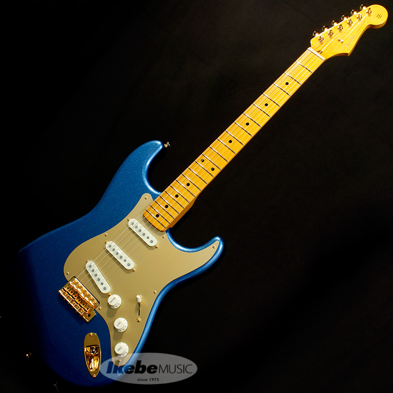 Fender Made in Japan Traditional Traditional 50s Stratocaster Anodized (Lake Placid Blue) [Made in Japan] 【rpt5】