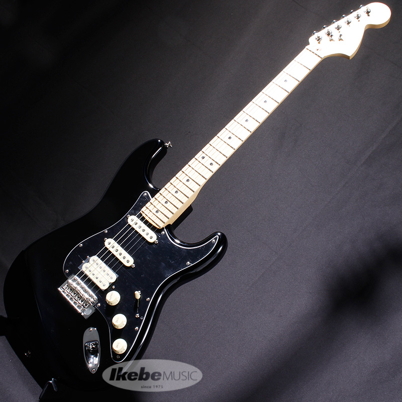 Fender USA American Performer Stratocaster HSS (Black) [Made In USA] 【rpt5】 【FENDER THE SPRING-SUMMER 2019 CAMPAIGN】