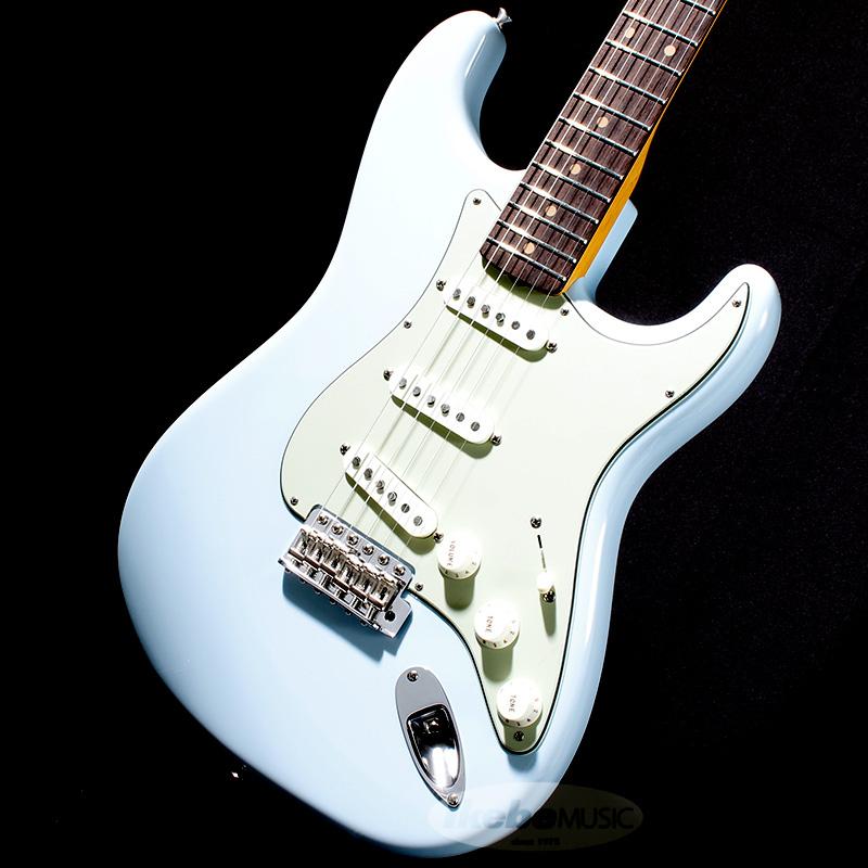 ファッション Fender USA Japan 1959 Limited Vintage Limited Custom Fender 1959 Stratocaster NOS (Sonic Blue)【rpt5】, ナンバ:172553f4 --- totem-info.com