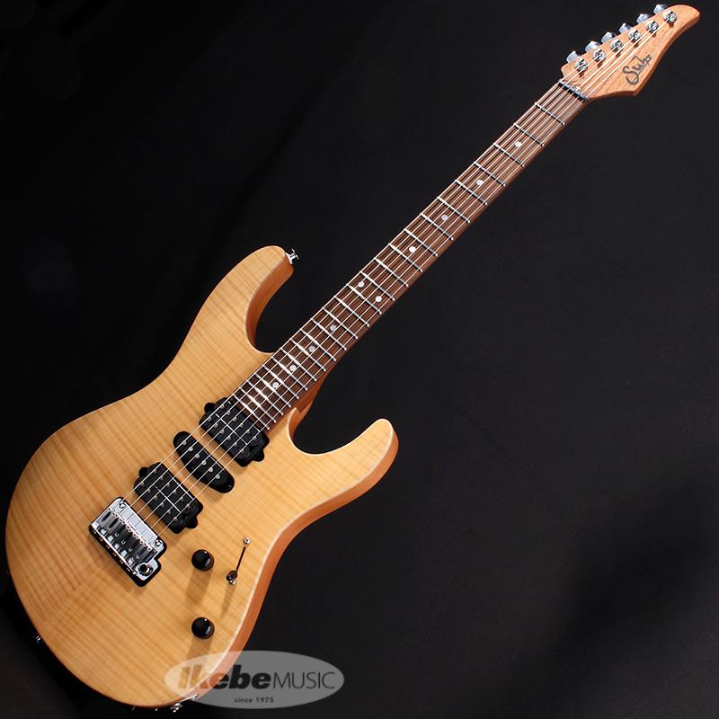 Suhr Guitars Custom Order Modern Flame Maple Order Custom Top/Mahogany Top/Mahogany Body/Kahya Neck/Pau Ferro FB/HSH/Vintage Natural【SN.JS9Y1R】【2019 NAMM SHOW選定品】, 京の源氏蔵:6096dea2 --- officewill.xsrv.jp