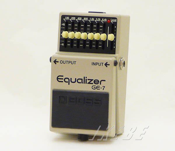 BOSS GE-7 (Equalizer) 【期間限定★送料無料】 【rpt5】