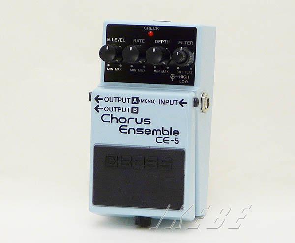 超美品 BOSS CE-5 (Chorus (Chorus Ensemble) CE-5【rpt5】【期間限定★送料無料】【rpt5】, 伊豆長岡町:2397a238 --- konecti.dominiotemporario.com