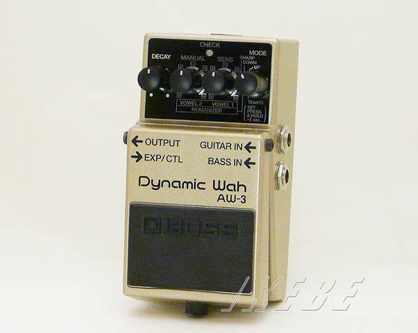 BOSS AW-3 (Dynamic Wah) 【期間限定★送料無料】 【rpt5】
