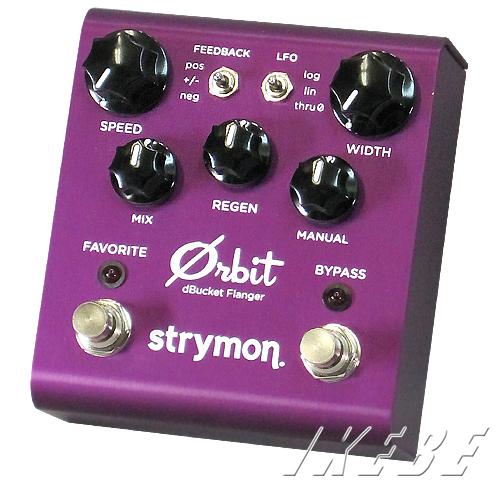 strymon Orbit 【dBucket Flanger】 【rpt5】