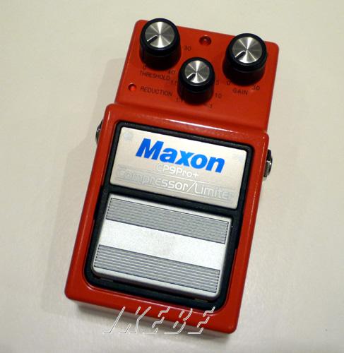 MAXON CP9Pro+ (Compressor/Limiter)