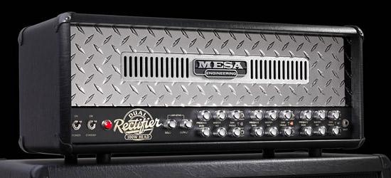 Mesa Boogie Dual Rectifier Solo Head【Multi-Watt】