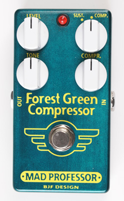 MAD PROFESSOR Forest Green Compressor FAC