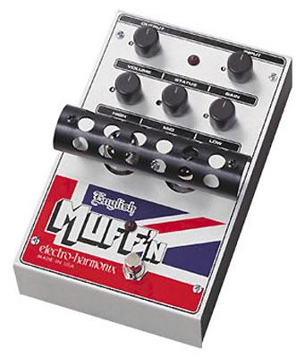 Electro Harmonix English Muff'n 【ディストーション】