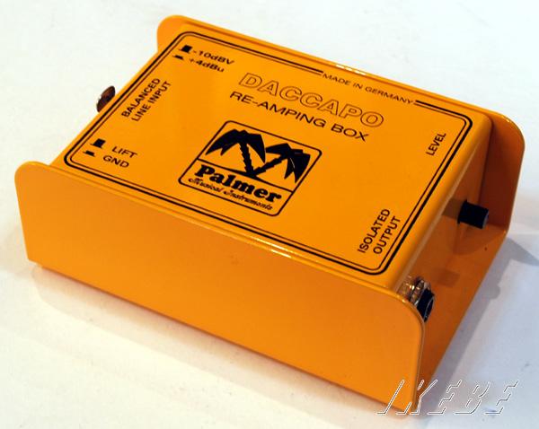 Palmer RE-AMPING BOX 【DACCAPO】