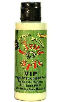 Lizard Spit MP08 お買い得 VIP Instrument 割引も実施中 Polish Vintage