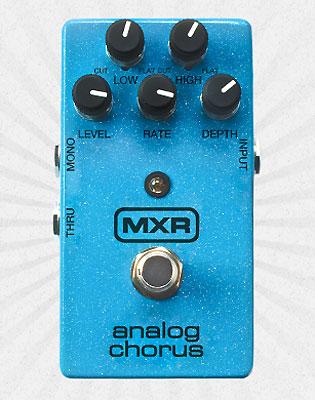 ●日本正規品● MXR ストアー Analog Chorus 9VDCアダプターサービス M234