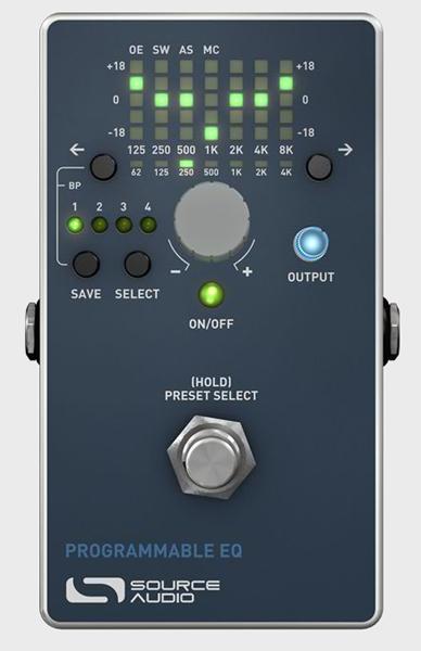 SOURCE AUDIO SA170 Programmable EQ 【特価】