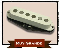 RIO GRANDE MUY GRANDE STRAT 【WHITE】