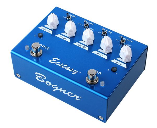 Bogner Ecstasy Blue Pedal 【オーバードライブ】 【特価】
