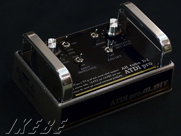 ALBIT ATDI pro [ALL TUBE D.I] 【D.I.ボックス】