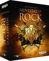 ●EASTWEST QL MINISTRY OF ROCK 【KAERUCAFEサンプリングCD1枚プレゼント】