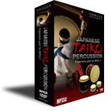 ●Sonica Instruments Japanese Taiko Percussion [簡易パッケージ]