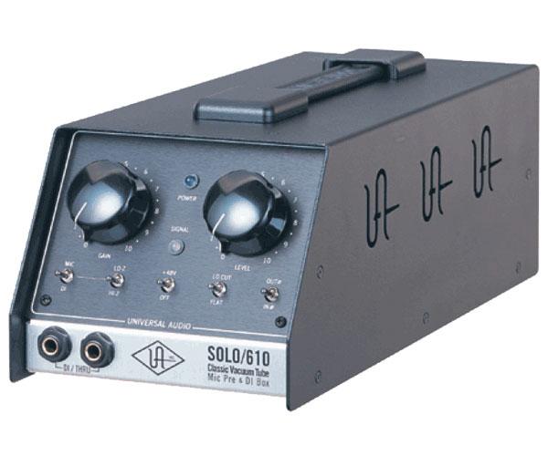 ●Universal Audio SOLO/610 【大幅値下げ!】