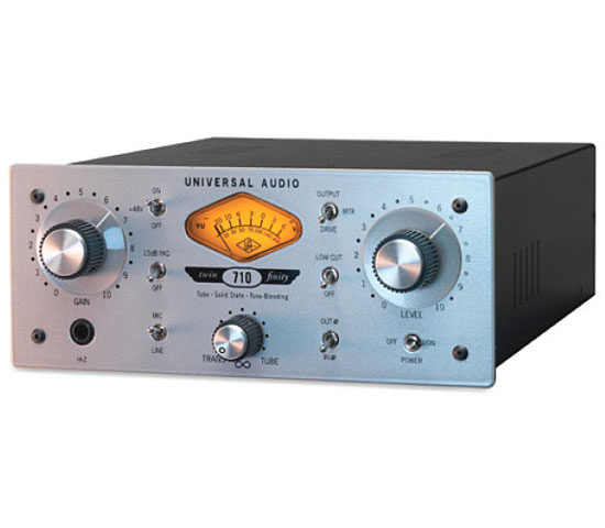 ●Universal Audio 710 Twin Finity