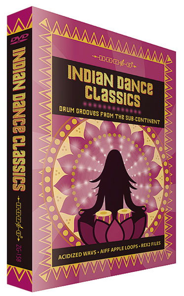ZERO-G INDIAN DANCE CLASSICS