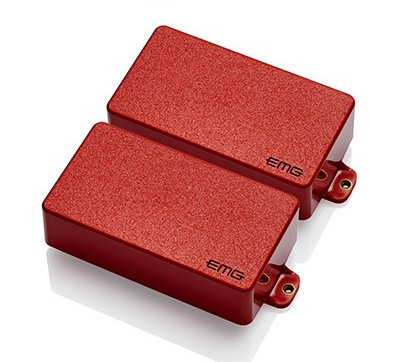 EMG-GTV Set (Red) [Glenn Tipton Singnature]