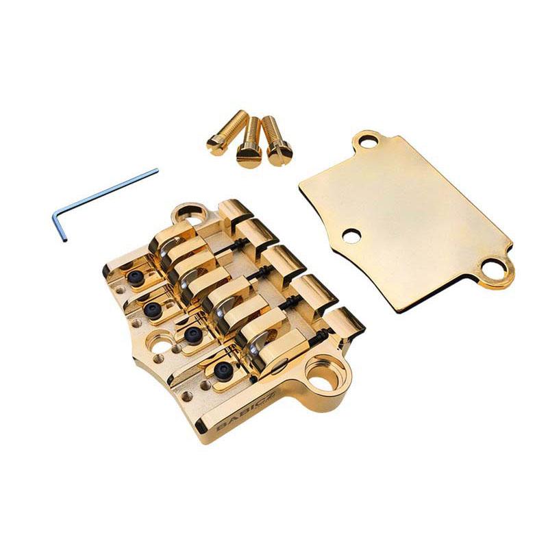 BABICZ FCH-3PT (Gold) [3ポイント・ベース・ブリッジ] 【受注生産品】