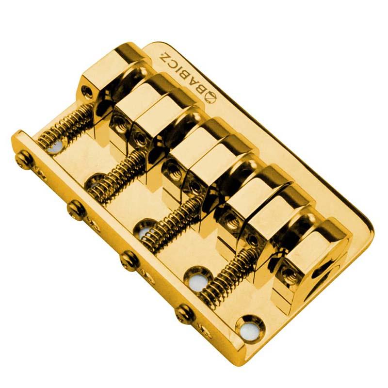BABICZ FCH-Z4 (Gold) [フェンダー・タイプ・ベース・ブリッジ]
