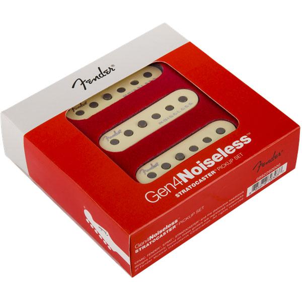 Fender Gen 4 Noiseless Stratocaster Pickups 【箱ボロ特価品】 【限定タイムセール】