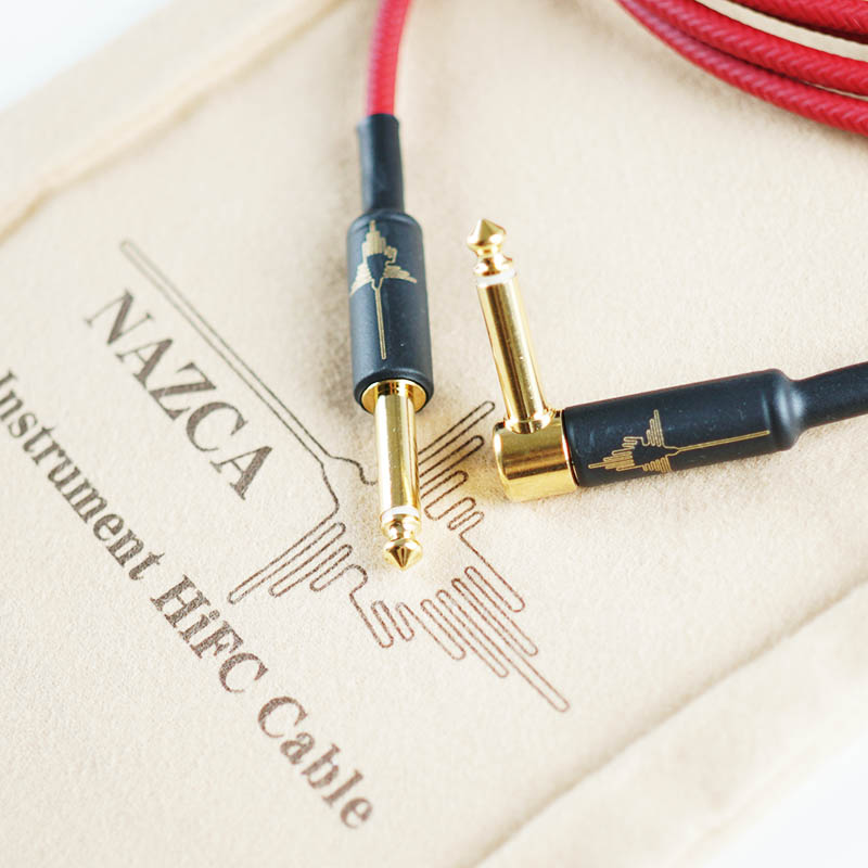 "NAZCA Instrument HiFC Cable ""Red"" 7m S/L"