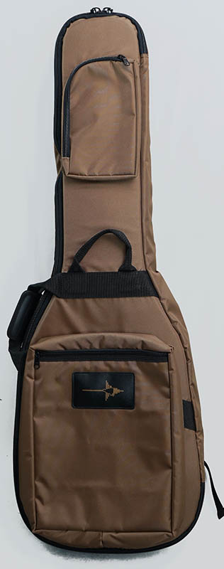 """NAZCA IKEBE ORIGINAL Protect Case for Guitar """"Light Brown/#9"""" 【受注生産品】"""