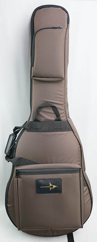 """NAZCA IKEBE ORDER Protect Case for Semi-Acoustic Guitar """"Dark Brown/#51"""" [セミアコ用] 【受注生産品】"""