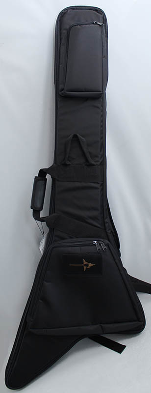 "【ケース】 NAZCA Protect Case for Guitar ""RV Type Black/#8"" [ランディVギター用/Black] 【即納可能】"