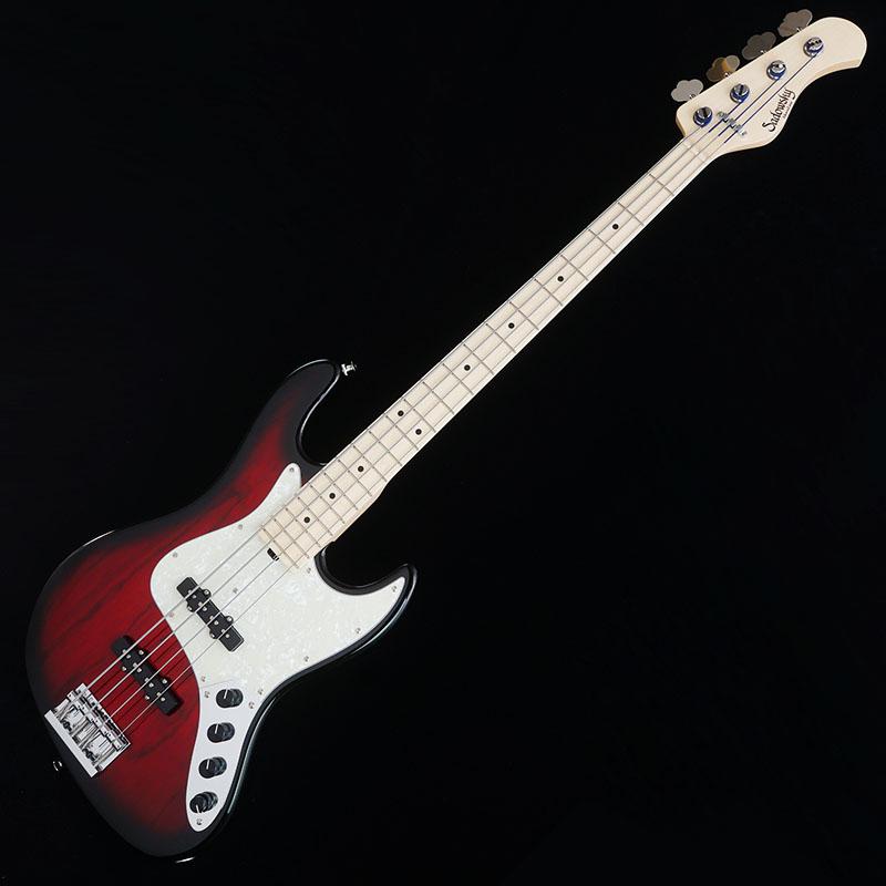 Sadowsky Guitars Ikebe Original MV4LE Limited Edition Red Burst/Black Rim 【即納可能】
