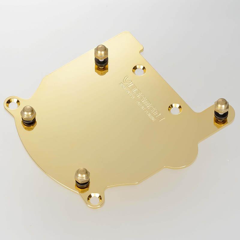 VIBRAMATE V5-JAM Mounting Kit (V5-JAM G / 24 karat Gold Plated) [For Jazzmaster and Jaguar Guitars with a stock vibrato]