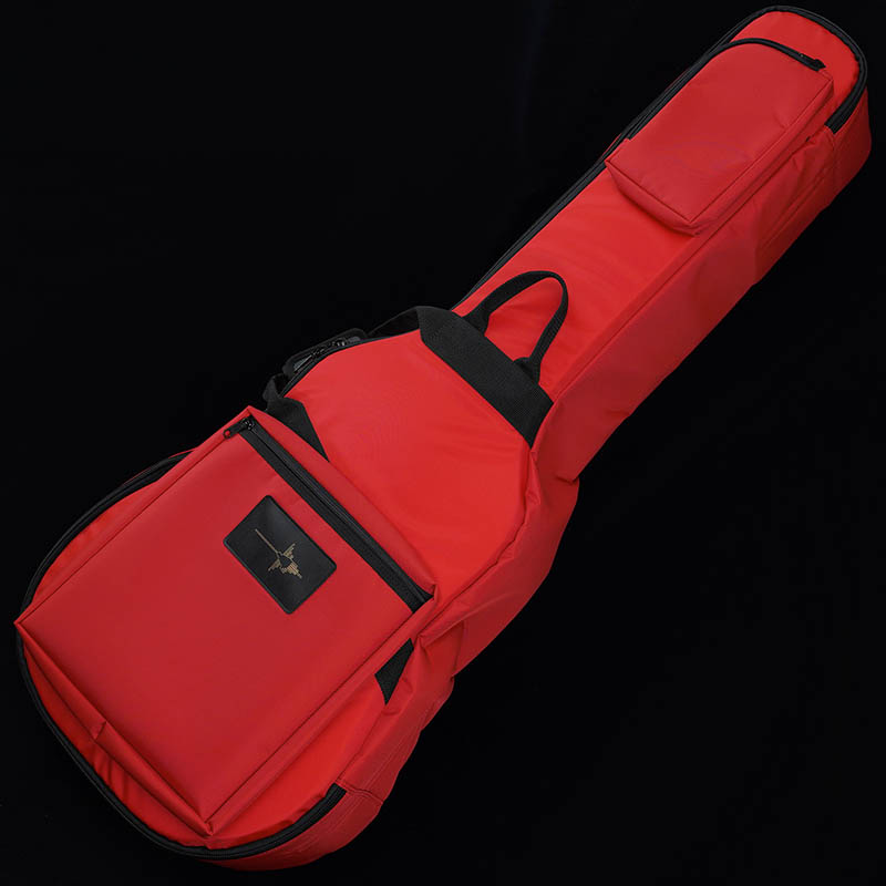 """NAZCA Protect Case for Acoustic Guitar """"Red/#7"""" [ドレッドノート用] 【受注生産品】"""