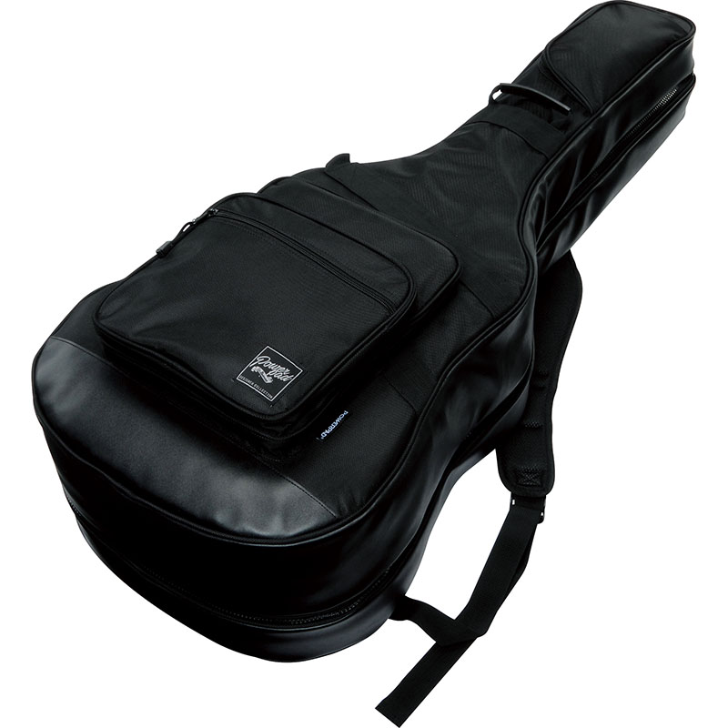 Ibanez Guitar Gig Bags IGAB2540-BK [アコースティックギターとソリッド・エレキギターを1本ずつ格納!]