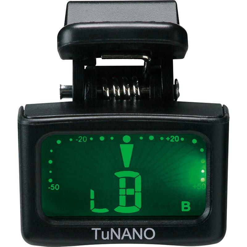 【チューナー】 Ibanez TUNANO [クリップ・タイプチューナー]
