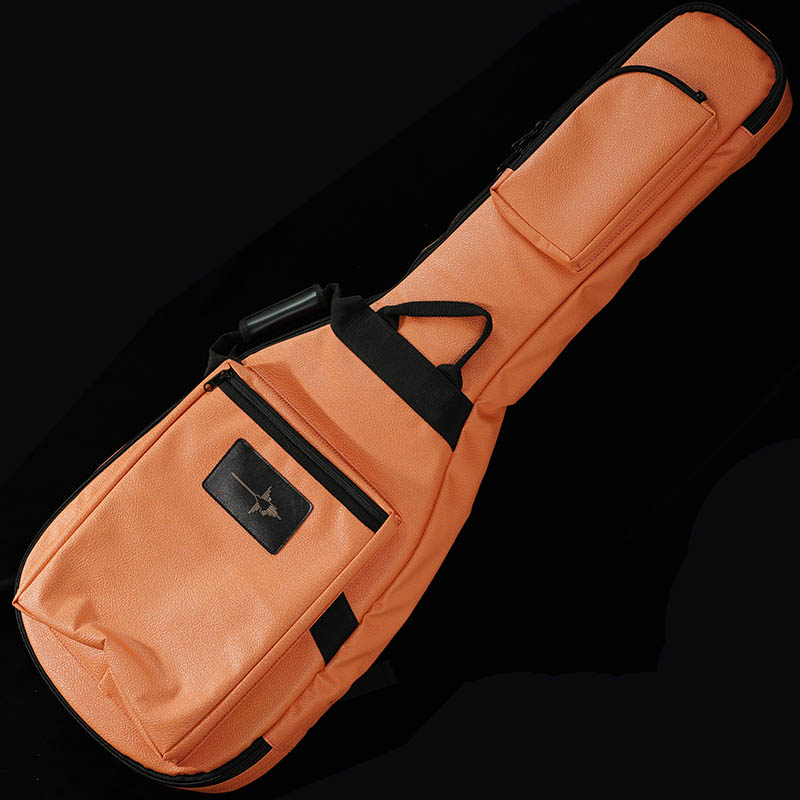 """NAZCA IKEBE ORDER Protect Case for Guitar """"Orange Tolex"""" 【受注生産品】"""