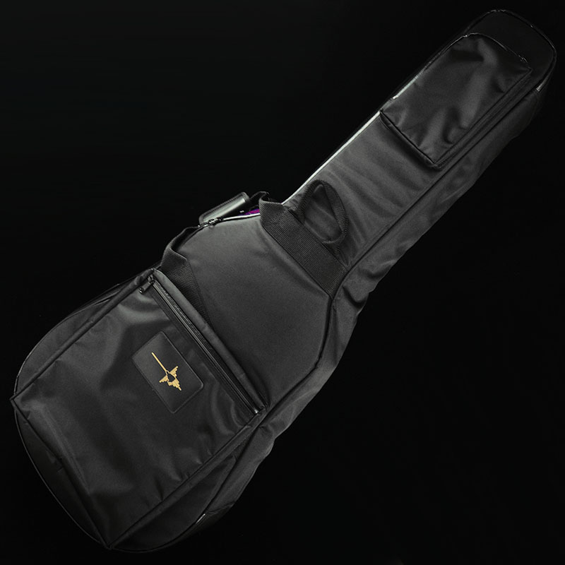 """NAZCA Protect Case for Acoustic Guitar WATER PROOF """"防水Black"""" [防水仕様/ジャンボタイプ用] 【即納可能】"""