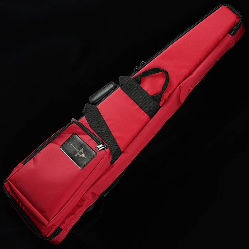 NAZCA IKEBE ORIGINAL Protect Case for Guitar [スタインバーガー・ギター用] (Red) 【受注生産品】
