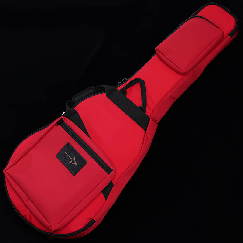 "NAZCA Protect Case for Semi-Acoustic Guitar ""Red/#7"" [セミアコ用] 【即納可能】"