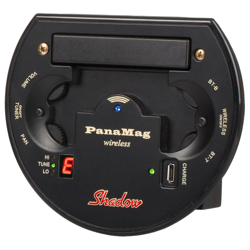 Shadow SH PMG-W [Wireless Soundhole Stereo NanoMAG Pickup System for Acoustic Guitar]
