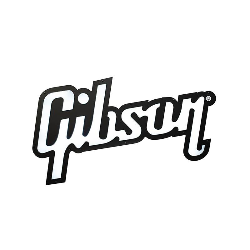 Gibson Logo LED Sign [GA-LED1] 【ギブソンロゴLEDライト】