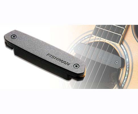 FISHMAN Neo-D Magnetic Soundhole Pickup Humbucking [アコースティック用ピックアップ]