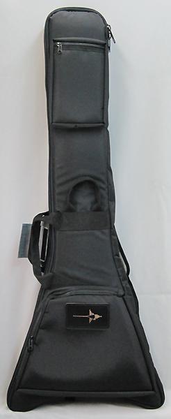 """【ケース】 NAZCA Protect Case for Guitar """"KV Type Black/#8"""" [キングVギター用/Black] 【受注生産品】"""