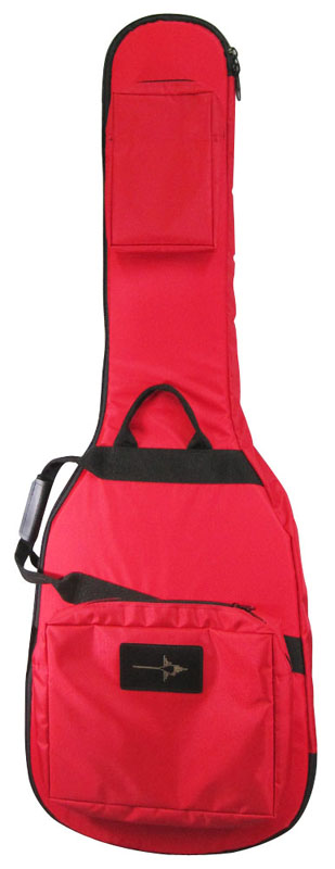 """NAZCA IKEBE ORIGINAL Protect Case for Bass """"Red"""" 【即納可能】"""
