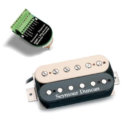 Seymour Duncan Blackouts Modular Preamp + Coil Pack Complete Setup [AHB-10s] 【安心の正規輸入品】 【受注生産品】
