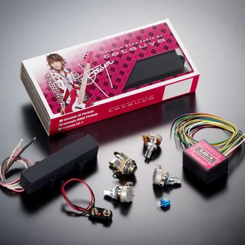 ESP PREMIUM BASS PARTS BY tetsuya tetsuya J5-69 & MM5-69 & LC-1 セット販売